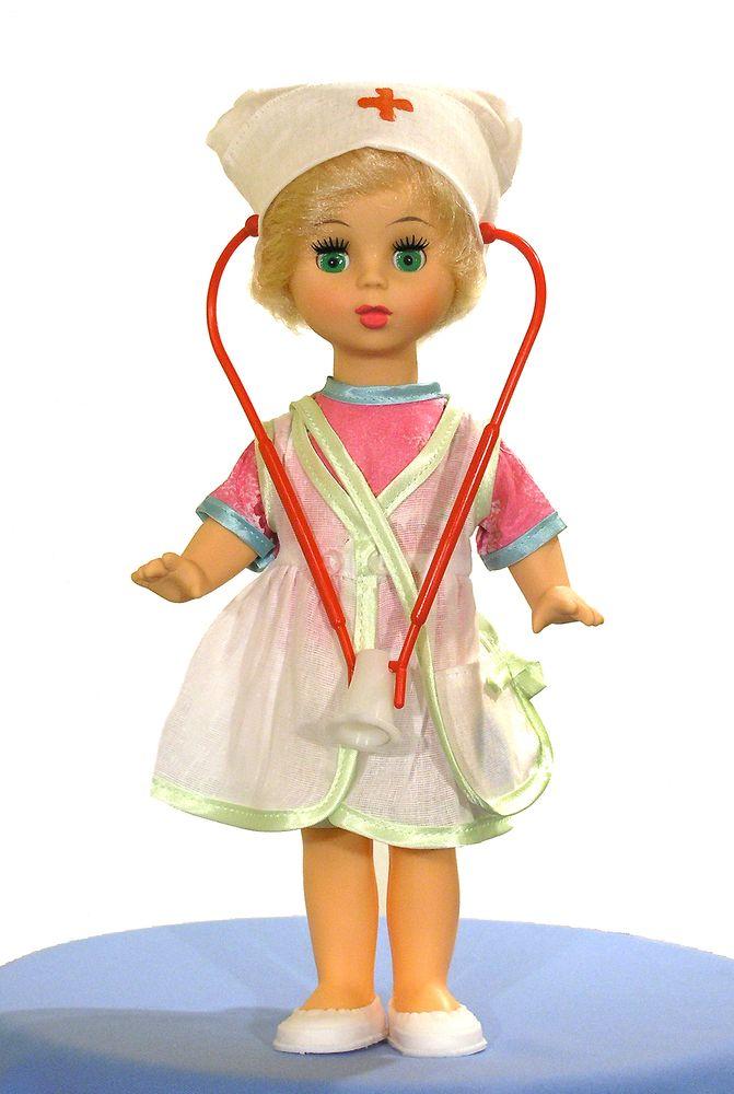 Как сшить медицинский халат для куклы